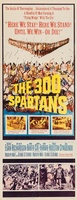 The 300 Spartans movie poster (1962) picture MOV_122ac842