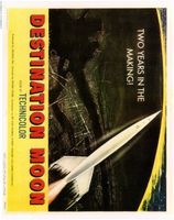 Destination Moon movie poster (1950) picture MOV_122da461