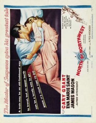 North by Northwest movie poster (1959) poster MOV_12304aad