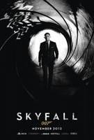 Skyfall movie poster (2012) picture MOV_12326d43