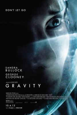 Gravity movie poster (2013) poster MOV_12340923
