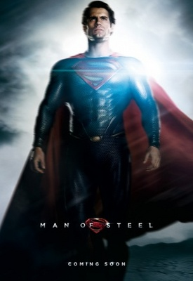 Man of Steel movie poster (2013) poster MOV_1234302d