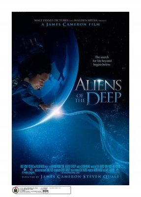 Aliens of the Deep movie poster (2005) poster MOV_1236173a