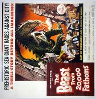 The Beast from 20,000 Fathoms movie poster (1953) picture MOV_123d8b90