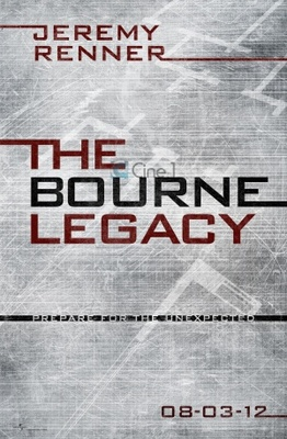 The Bourne Legacy movie poster (2012) poster MOV_12427ee2