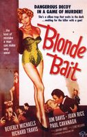 Blonde Bait movie poster (1956) picture MOV_124284bb