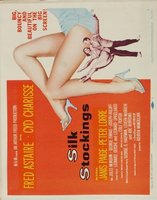 Silk Stockings movie poster (1957) picture MOV_12429b70