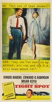 Tight Spot movie poster (1955) picture MOV_1244c25b
