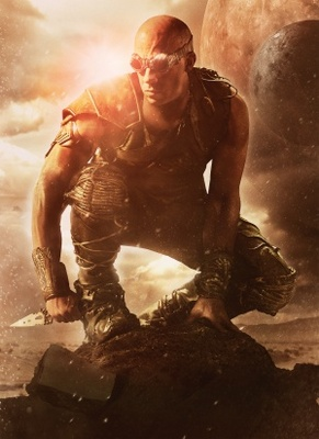 Riddick movie poster (2013) poster MOV_1246a3e9