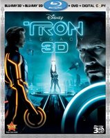 TRON: Legacy movie poster (2010) picture MOV_124712f7