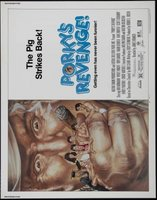 Porky's Revenge movie poster (1985) picture MOV_1248855a