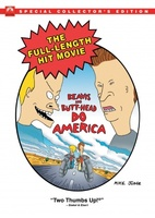 Beavis and Butt-Head Do America movie poster (1996) picture MOV_12499c86
