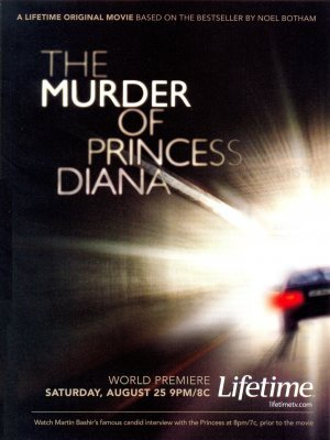 The Murder of Princess Diana movie poster (2007) poster MOV_124d2bd1