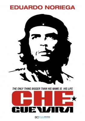 Che Guevara movie poster (2005) poster MOV_124f165e
