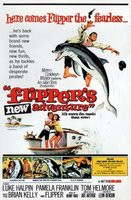 Flipper's New Adventure movie poster (1964) picture MOV_1255d723