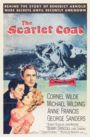 The Scarlet Coat movie poster (1955) picture MOV_1258eea0