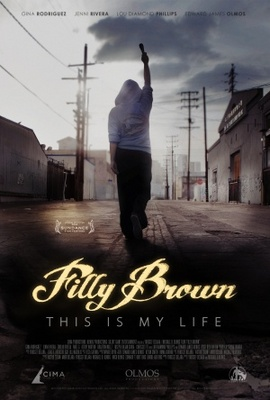 Filly Brown movie poster (2012) poster MOV_125afb9c