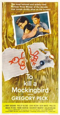 To Kill a Mockingbird movie poster (1962) poster MOV_125f58eb