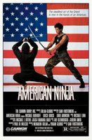 American Ninja movie poster (1985) picture MOV_12605016