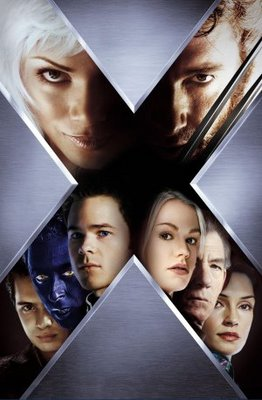 X2 movie poster (2003) poster MOV_12609254