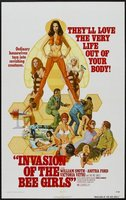 Invasion of the Bee Girls movie poster (1973) picture MOV_1265cdf2