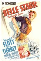 Belle Starr movie poster (1941) picture MOV_1266f9ae