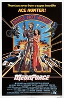 Megaforce movie poster (1982) picture MOV_126a0149