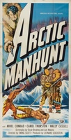 Arctic Manhunt movie poster (1949) picture MOV_12748c81