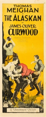 The Alaskan movie poster (1924) poster MOV_12791d68