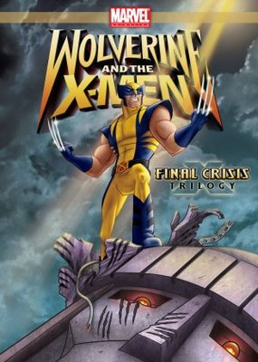Wolverine and the X-Men movie poster (2008) poster MOV_1279c26d