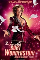 The Incredible Burt Wonderstone movie poster (2013) picture MOV_127fb81a