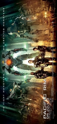 Pacific Rim movie poster (2013) poster MOV_127fe84a