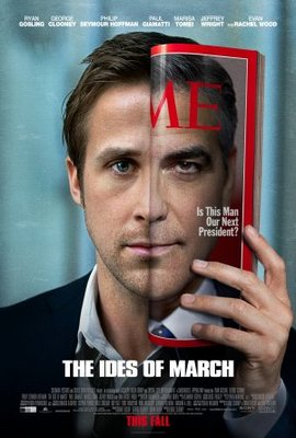 The Ides of March movie poster (2011) poster MOV_128353d9