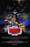 Robot Chicken: Star Wars Episode II movie poster (2008) picture MOV_1284d8a1