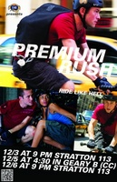 Premium Rush movie poster (2012) picture MOV_460ce1ec