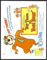 Hey There, It's Yogi Bear movie poster (1964) picture MOV_12908487