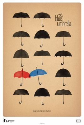 The Blue Umbrella movie poster (2013) poster MOV_12931cc5