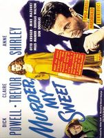 Murder, My Sweet movie poster (1944) picture MOV_12955c4f