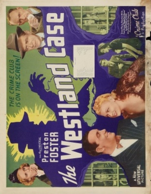 The Westland Case movie poster (1937) poster MOV_1295815d