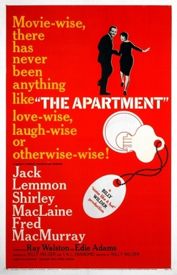 The Apartment movie poster (1960) poster MOV_1295b5f1