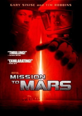 Mission To Mars movie poster (2000) poster MOV_129757a3