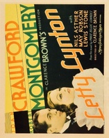 Letty Lynton movie poster (1932) picture MOV_1299e871