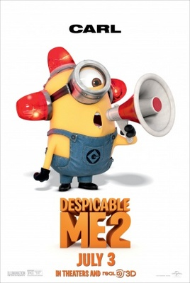 Despicable Me 2 movie poster (2013) poster MOV_12a07047