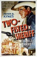 Two Fisted Sheriff movie poster (1937) picture MOV_12a0f1e6