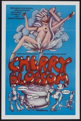 Cherry Blossom movie poster (1972) poster MOV_12a2cc3e