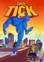 The Tick movie poster (1994) picture MOV_12a5ecd8