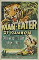 Man-Eater of Kumaon movie poster (1948) picture MOV_12afa50a