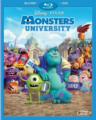 Monsters University movie poster (2013) poster MOV_12b0dde8