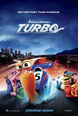 Turbo movie poster (2013) poster MOV_12b2ac03
