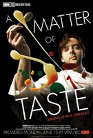 A Matter of Taste: Serving Up Paul Liebrandt movie poster (2010) picture MOV_12b4c8b2